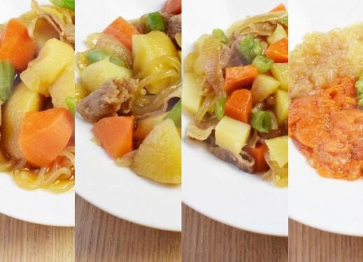 だれでも介護食レシピ 簡単レシピ